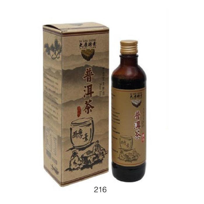 DA KANG ENZYME 大康酵素 普洱茶酵素 (360ml)