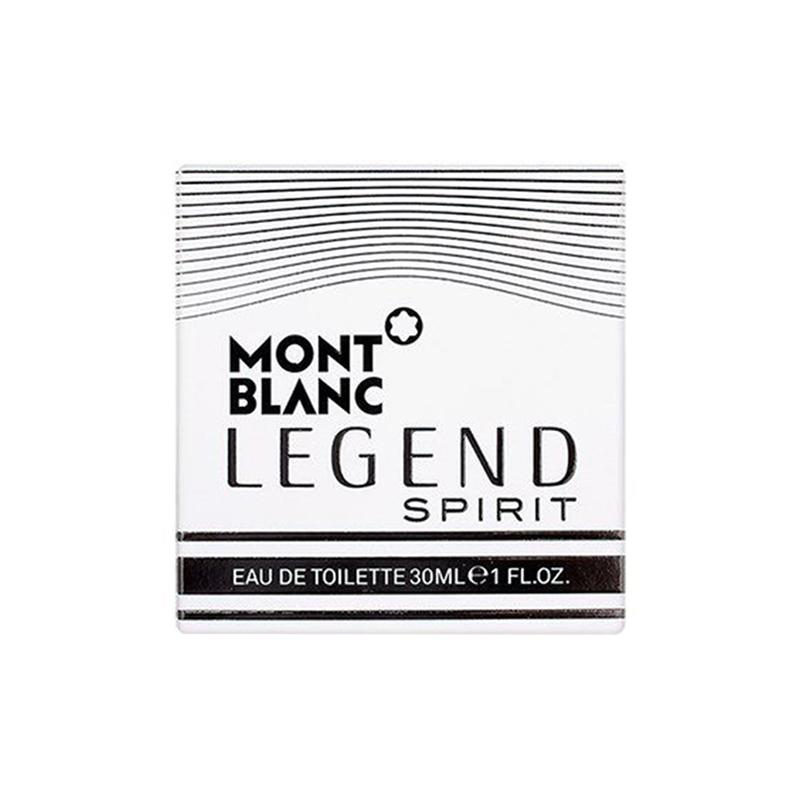 【香港直邮】Mont Blanc 万宝龙 LEGEND SPIRIT 男士香水 30ml