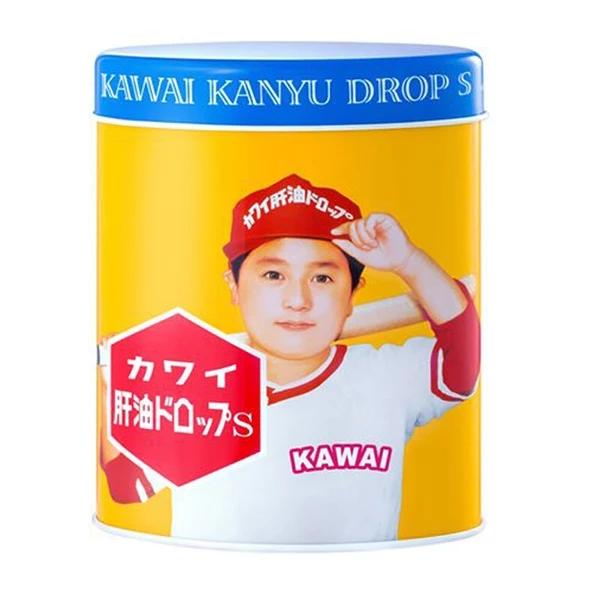 【香港直邮】KAWAI日本肝油丸S 300粒