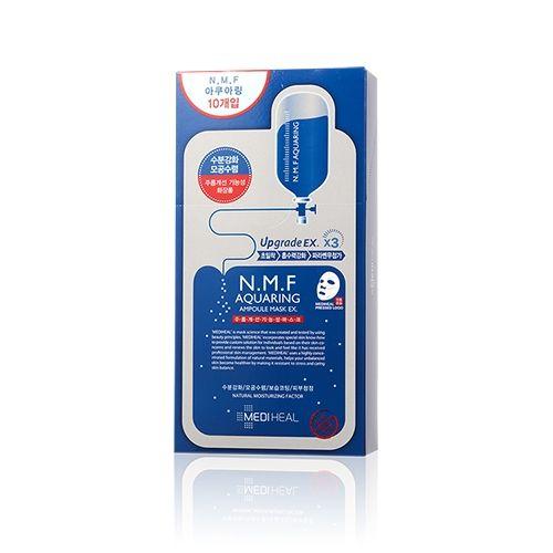 Mediheal 美迪惠尔N.M.F高效特强保湿导入面膜 10片