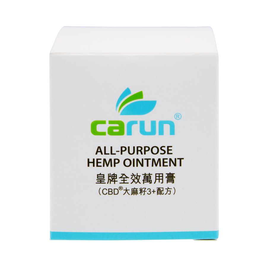 CARUN 卡伦 - 皇牌全效万用膏 (特温和CBD然配方)(100毫升)