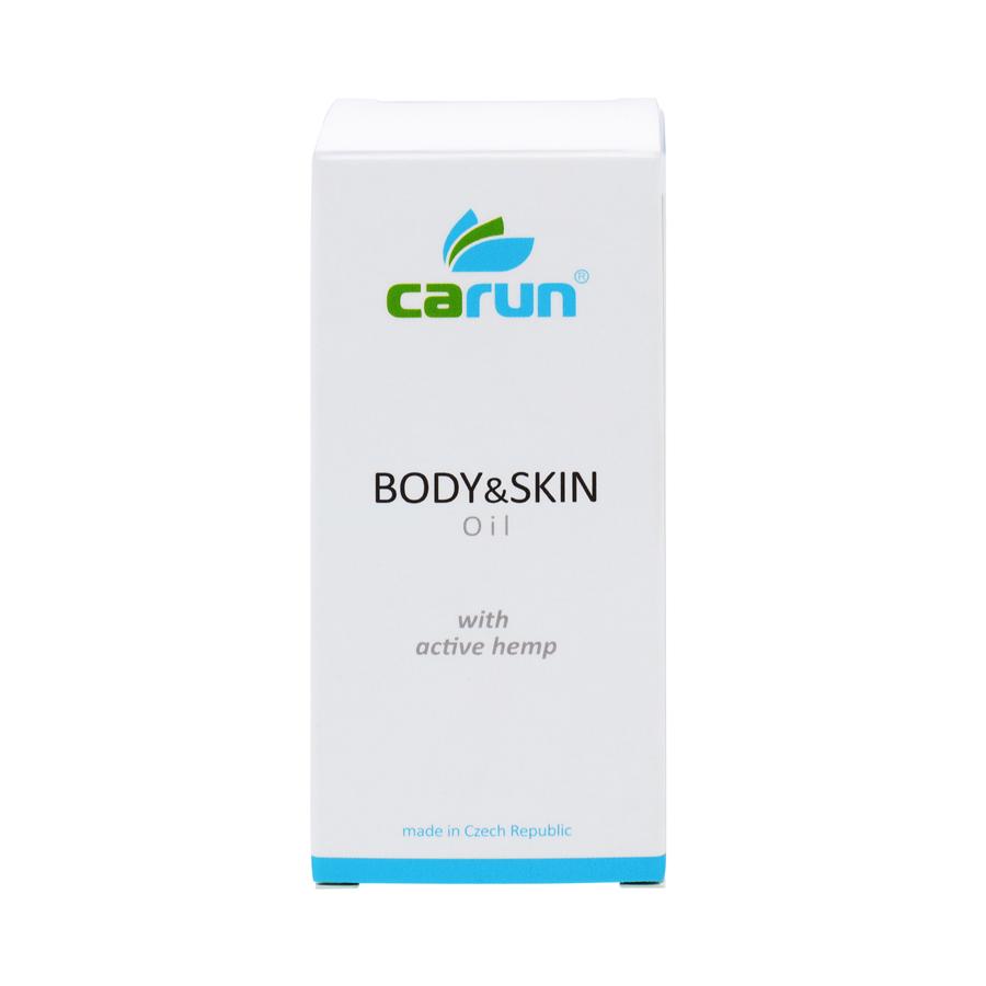 CARUN 卡伦 - 精华舒缓修护油(CBD大麻籽1+ 配方) 100ml